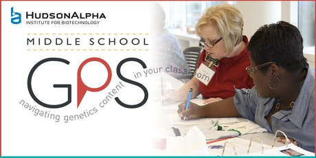 2019 Mobile Middle School GPS Workshop tickets