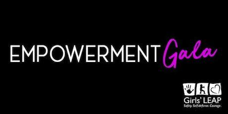 2019 GIRLS LEAP Empowerment Gala tickets