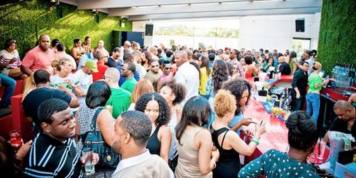 JERK & SUYA AFRO CARIBBEAN DAY PARTY | 4PM-10PM SUN SEPT 1ST @ H20