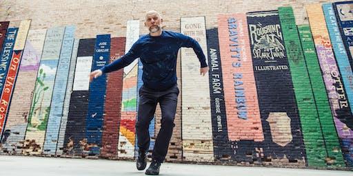Artist-led Workshop: Spoken Word with Buddy Wakefield