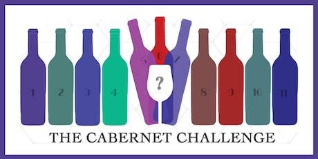 Cabernet Challenge tickets