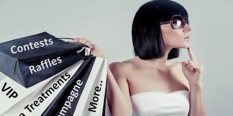 LADIES PAMPER NIGHT EXPO® OMAHA, NEBRASKA tickets