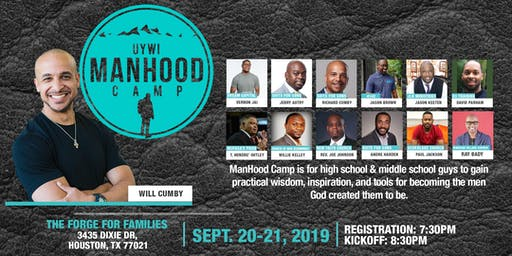 UYWI Manhood Camp 2019