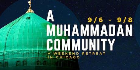 A Muhammadan Community Retreat tickets