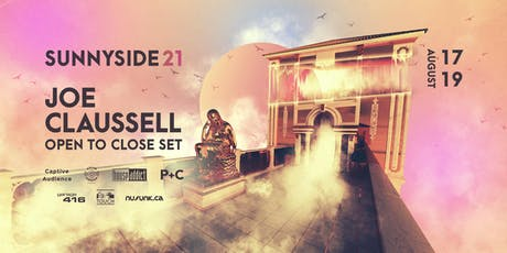 Sunnyside 21 - Episode 07 with Joe Claussell tickets