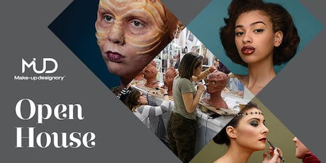 NYC : Make-Up Designory School - OPEN HOUSE tickets