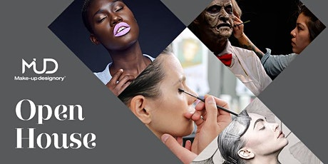 Make-Up Designory NYC School - OPEN HOUSE tickets