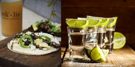 Rek'-lis Tequila & Baja 4-Course Dinner  tickets