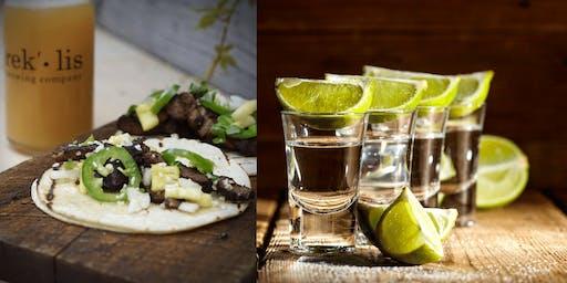 Rek'-lis Tequila & Baja 4-Course Dinner
