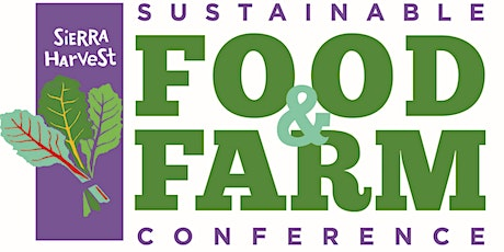 Sustainable Food & Farm Conference 2020 tickets