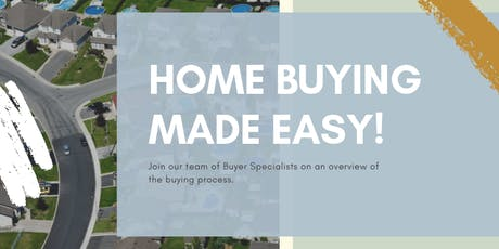 Home Buying Made Easy! tickets