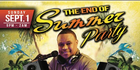 End of Summer Party / DJ Master T Celebration tickets