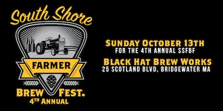 South Shore Farmer Brew Fest 4 tickets