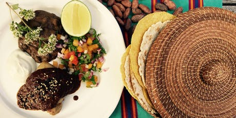 Cuisine du monde : Mexique billets
