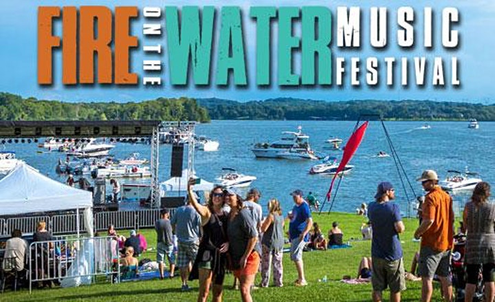 Fire on the Water Music Festival - Delta Rae, Birdtalker, The New Respects image