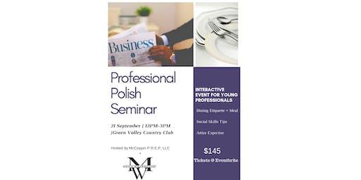 Professional Polish Seminar