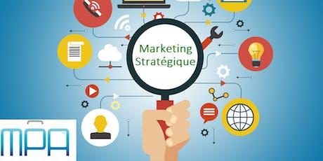 MPA - Marketing Stratégique billets