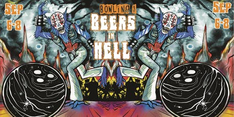 Bowling and Beers in Hell tickets