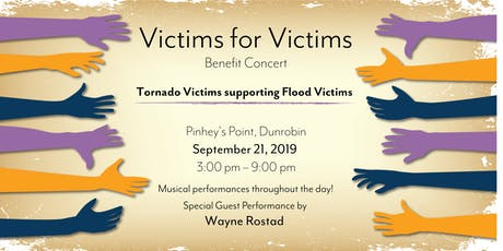 Victims for Victims Benefit 2019 tickets