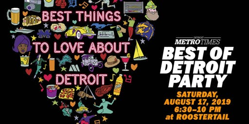 Metro Times Best of Detroit Party