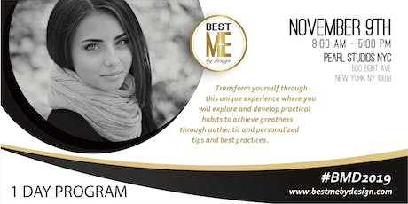 Best Me by Design tickets