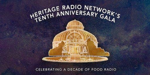 Heritage Radio Network's Tenth Anniversary Gala