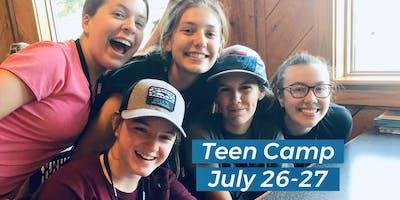 Teen Camp 2020