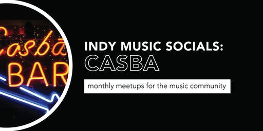 Indy Music Social: September at Casba