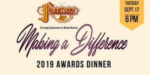 "2019 Freetown Village 6th Annual ""Making a Difference""..."
