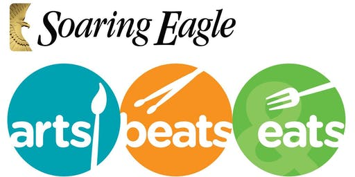VIP Tickets for Michigan Lottery National Stage at the Soaring Eagle Arts, Beats & Eats presented by Flagstar Bank