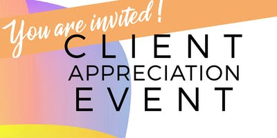 Client Appreciation Event
