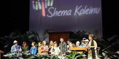 Shema Koleinu High Holy Day Services 2019 with Cantor Debbi Ballard