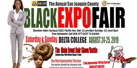 SAN JOAQUIN BLACK EXPO FAIRE tickets