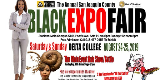SAN JOAQUIN BLACK EXPO FAIRE