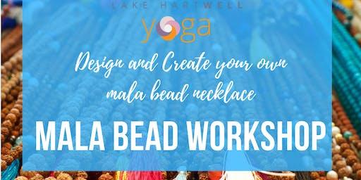 Mala Bead Workshop with Lake Hartwell Yoga