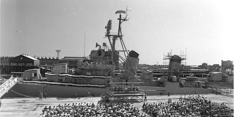Boston Navy Yard in the Second World War tickets