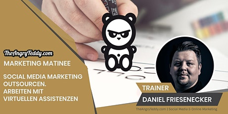 Marketing Matinee: Social Media Marketing outsourcen. Arbeiten mit virtuellen Assistenzen Tickets
