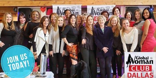 GLOBAL WOMAN CLUB DALLAS: BUSINESS NETWORKING BREAKFAST - OCTOBER