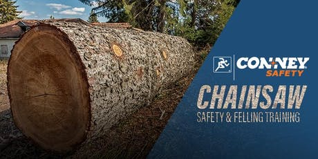 Conney Safety Chainsaw Safety & Felling Training tickets