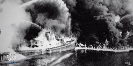 The Cuyahoga River: 50 Years After the Infamous Fire