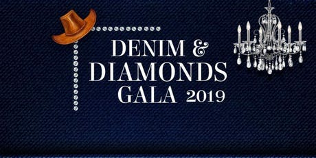 3rd Annual Denim & Diamonds Gala tickets