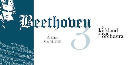 Beethoven & Elgar tickets