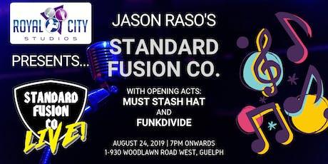 Jazz Fusion with Jason Raso and Standard Fusion Company! tickets