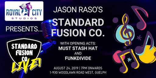 Jazz Fusion with Jason Raso and Standard Fusion Company!