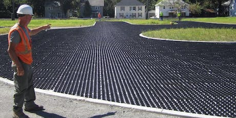Permeable Paving Methods tickets