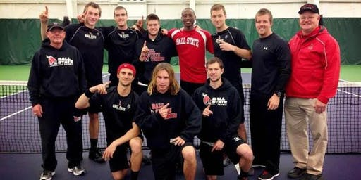 Ball State Men's Tennis Alumni & Friends Day