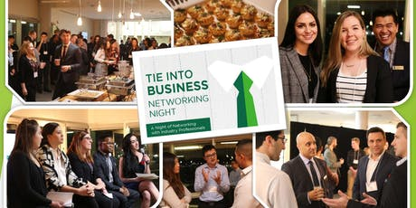 Tie Into Business Networking Night 2019 tickets