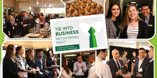 Tie Into Business Networking Night 2019
