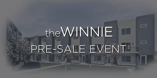 theWINNIE Pre-Sale Event