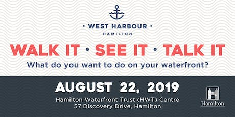 Placemaking at West Harbour tickets